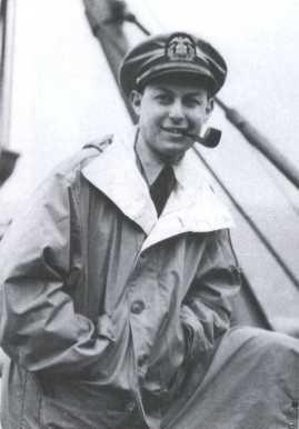 Hewitt, jóven marinero