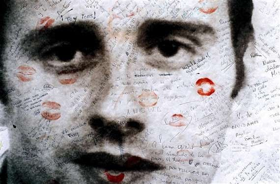 La solidaridad con Miguel Ángel Blanco