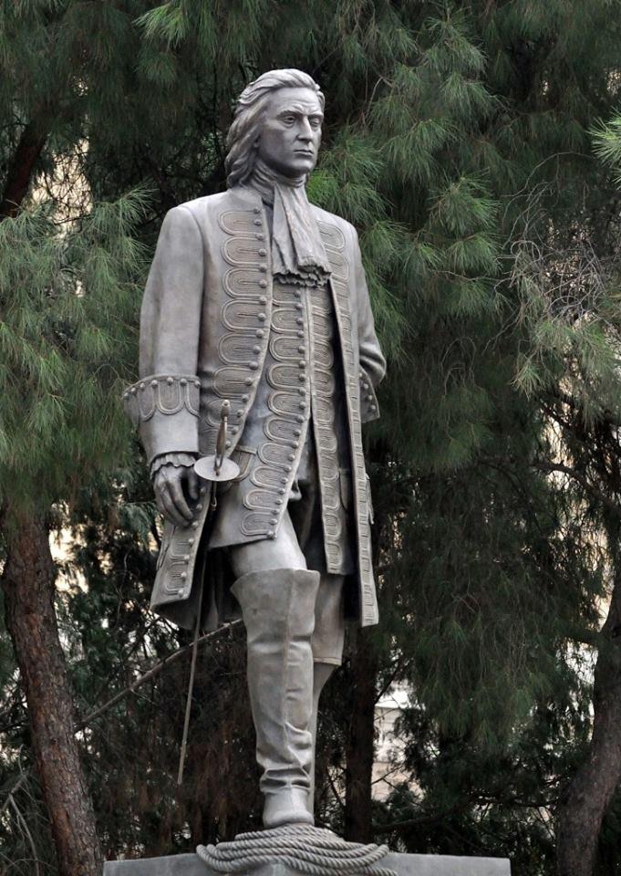 estatua de blas de lezo