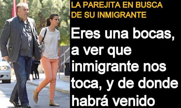 Las ilustraciones de Rafa: Ana Pastor, Marine Le Pen y la acogida de los  inmigrantes