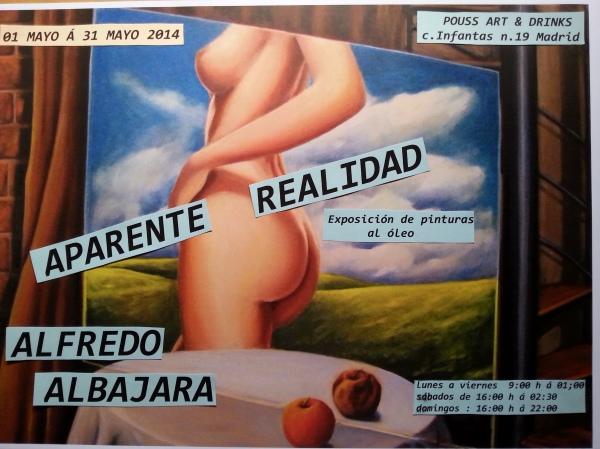 La última exposición de Alfredo Albajara