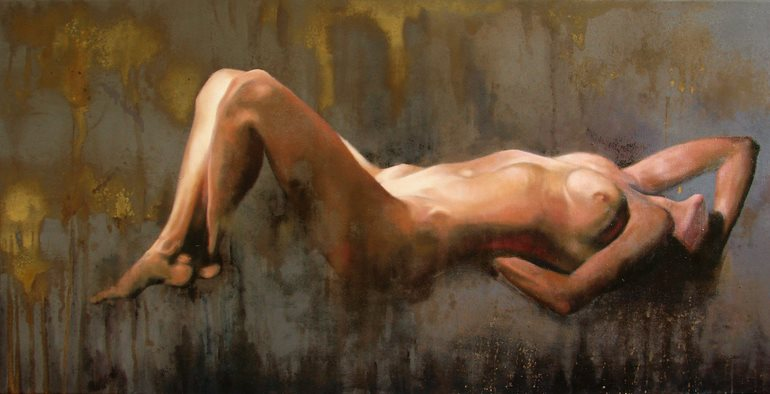 Arturo Samaniego Rusting Dream