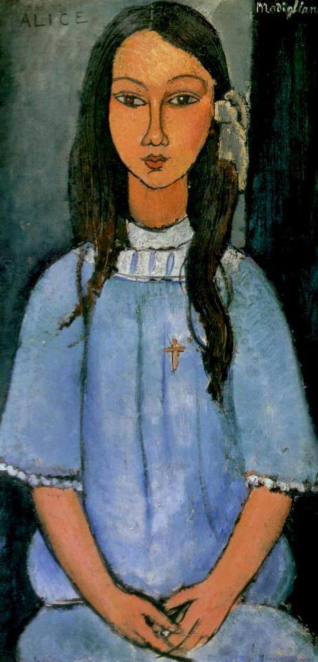 Alice de Modigliani