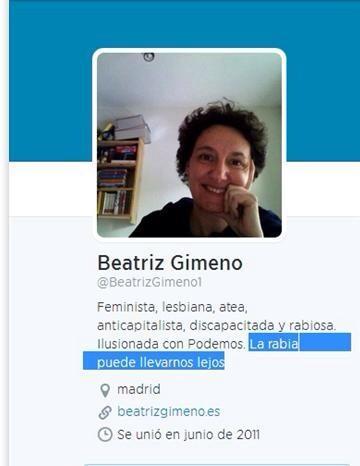 Beattriz Gimeno
