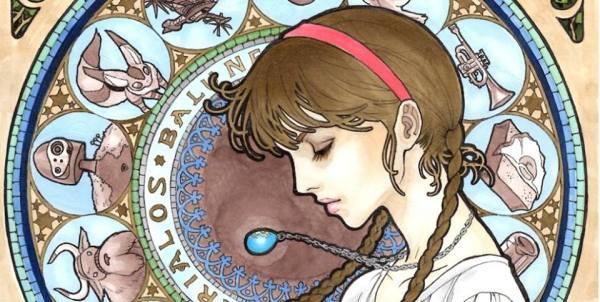 La pintura de los días por Demetrio Reigada: Hoy los personajes Miyazaki o el nuevo Art Nouveau