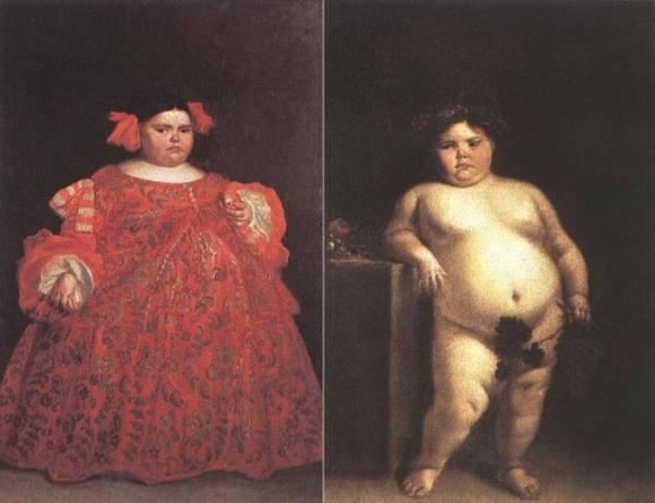 La pintura de los días por Demetrio Reigada: Hoy con  Juan Carreño Miranda, de paseata cultural por Avilés