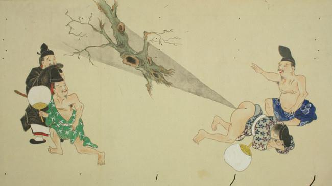antiguos pergaminos japoneses 4