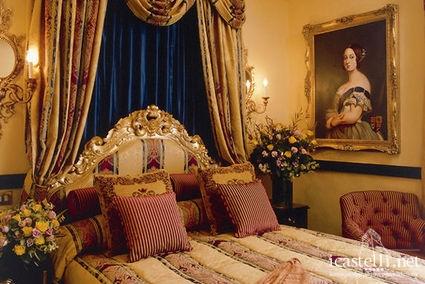 habitaciones de Buckingham Palace