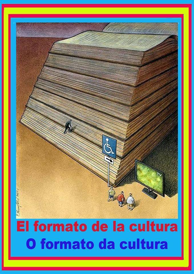 El formato de la cultura