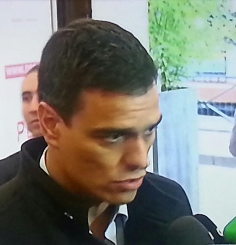 Pedro Sánchez El Hermoso