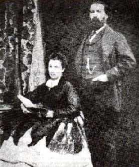 piedra buena y su mujer