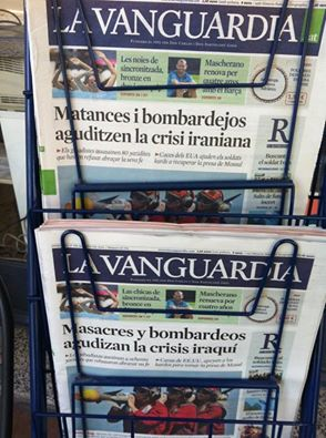 prensa subvencionada