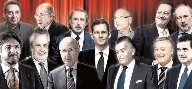 Algunos políticos