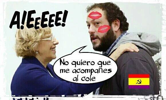 Y pensábamos que este era el malo... Qué ganado en el Ayuntamiento de Madrid