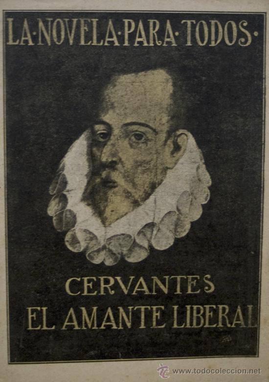 Cervantes. El amante Liberal