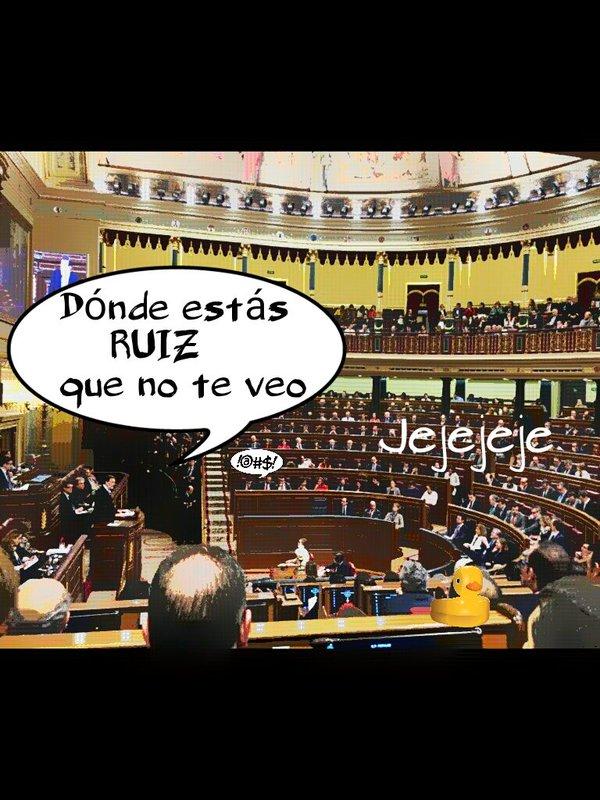 Intervención de Rajoy