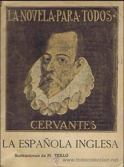 Las Novelas ejemplares La Española inglesa