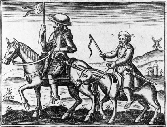 De los consejos de don Quijote a Sancho, antes de ir a gobernar la ínsula