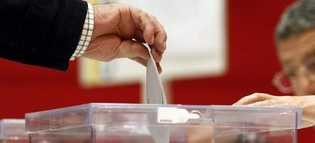 El voto en las elecciones