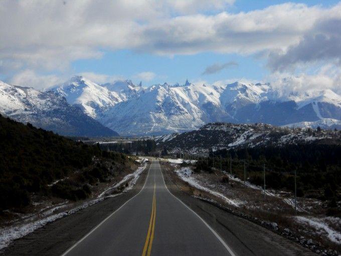 los Andes patagónicos