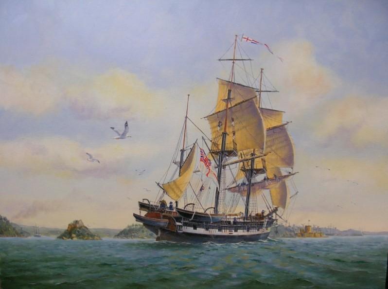 navío Beagle