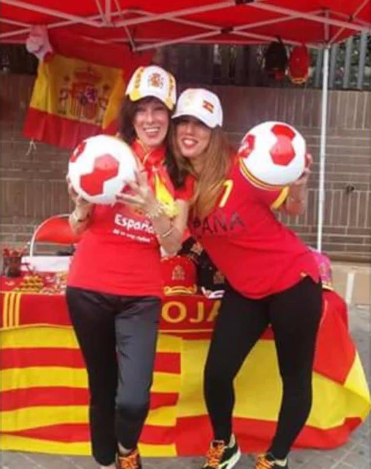 Estas son las dos chicas agredidas por unos salvajes en Barcelona