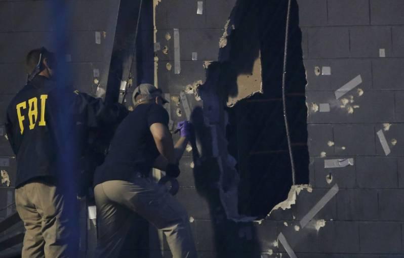 la investigación policial de la matanza de Orlando