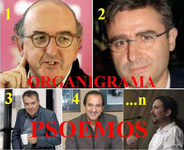 Organigrama PSOEMOS