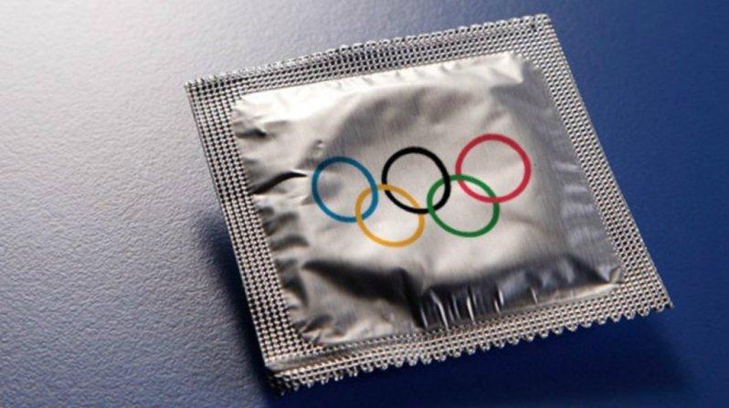 450.000 condones en la Villa Olímpica