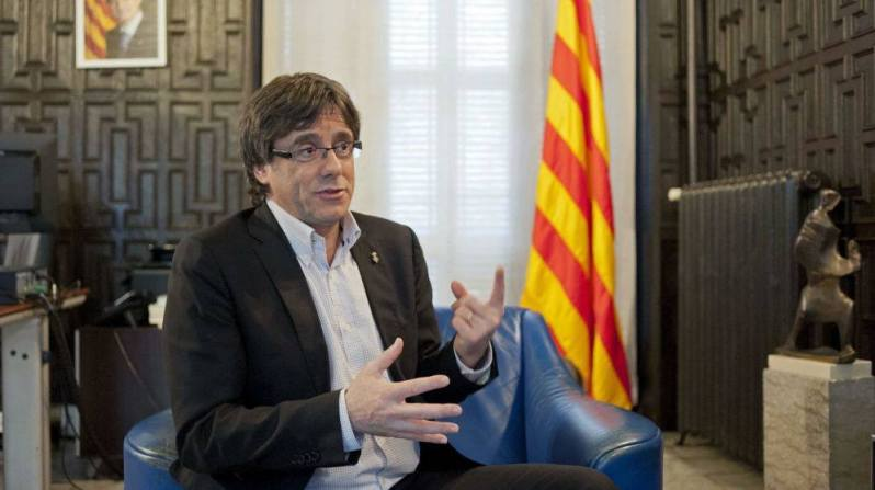 Carlos Puigdemont