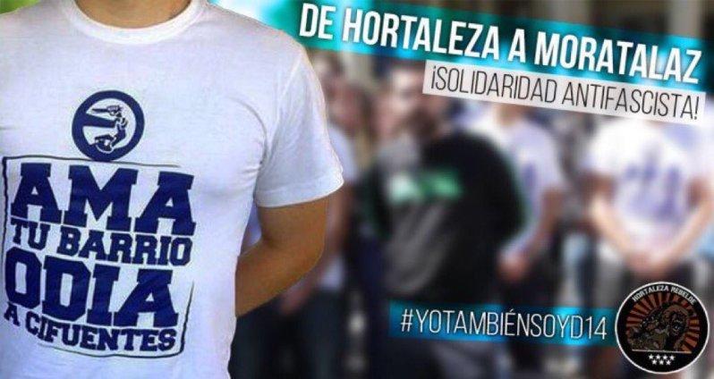 Esto en Madrid, gobernando con los votos