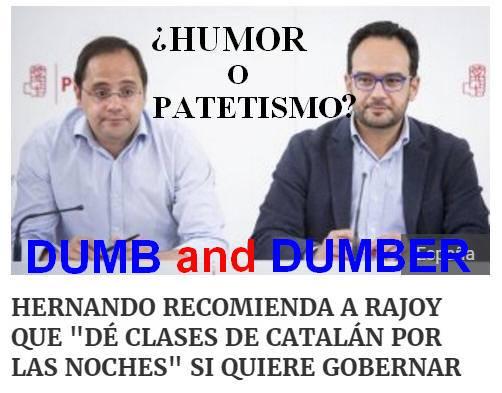Humor o patetismo