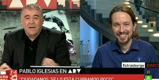 Pablo Iglesias en La Sexta