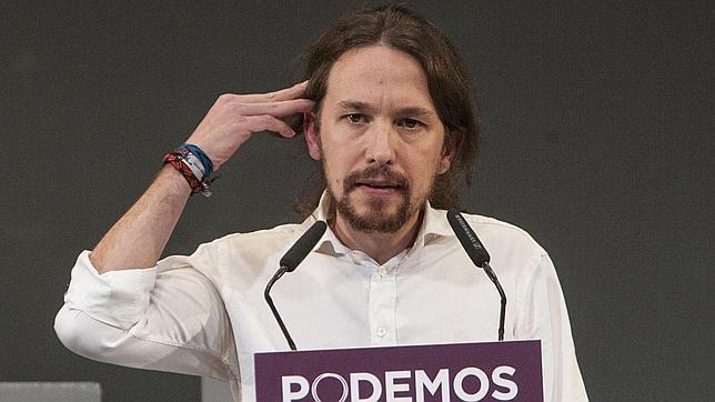 """Pablo Iglesias declaro ayer: """"Si algo hemos aprendido en estos años es que los que han dejado sin casa a la gente son los bancos y que, como decía Terele Pávez, a quien hay que tener miedo es a los hijos de puta""""."""