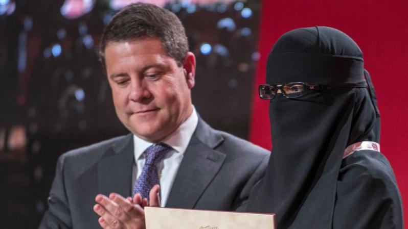 García Page y el Burka