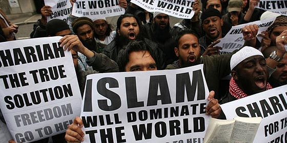Manifestación islámica