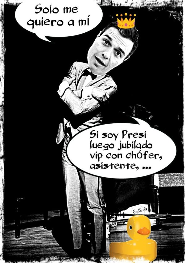 Por España Por el Psoe NO, por sus güevos