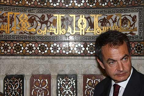 Zapatero en SIria