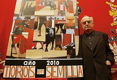 cartel feria sevilla 2010 luis gordillo