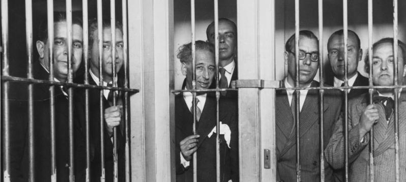 Companys en prisión