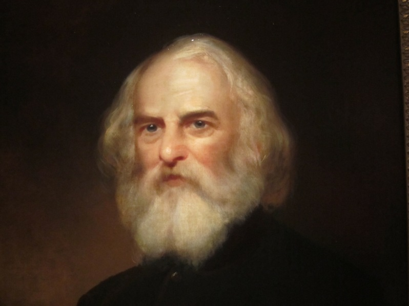Henry Wadsworth Longfellow by Thomas Buchanan