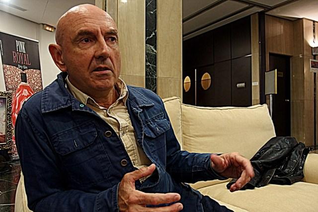 Iñaki Artera. Foto de Juan Miguel Novoa
