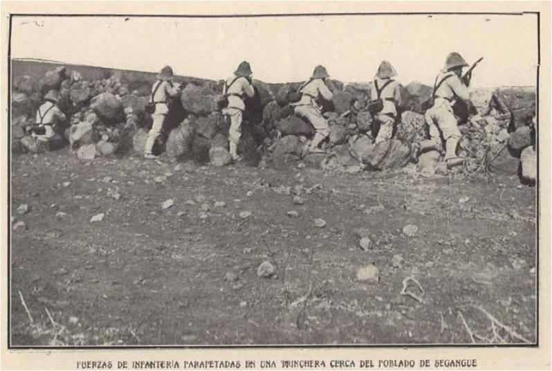 infanteria